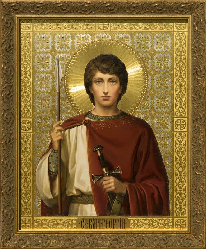 Заказать икону Св великомученика ...: www.написать-икону.рф/ikona_georgii.html
